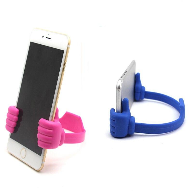 Stents portatifs de support de pouce de tablette de téléphone Portable pour OPPO Reno 5G Ace Standart Z Reno2 F Z A3s A5 Global A7 A73s
