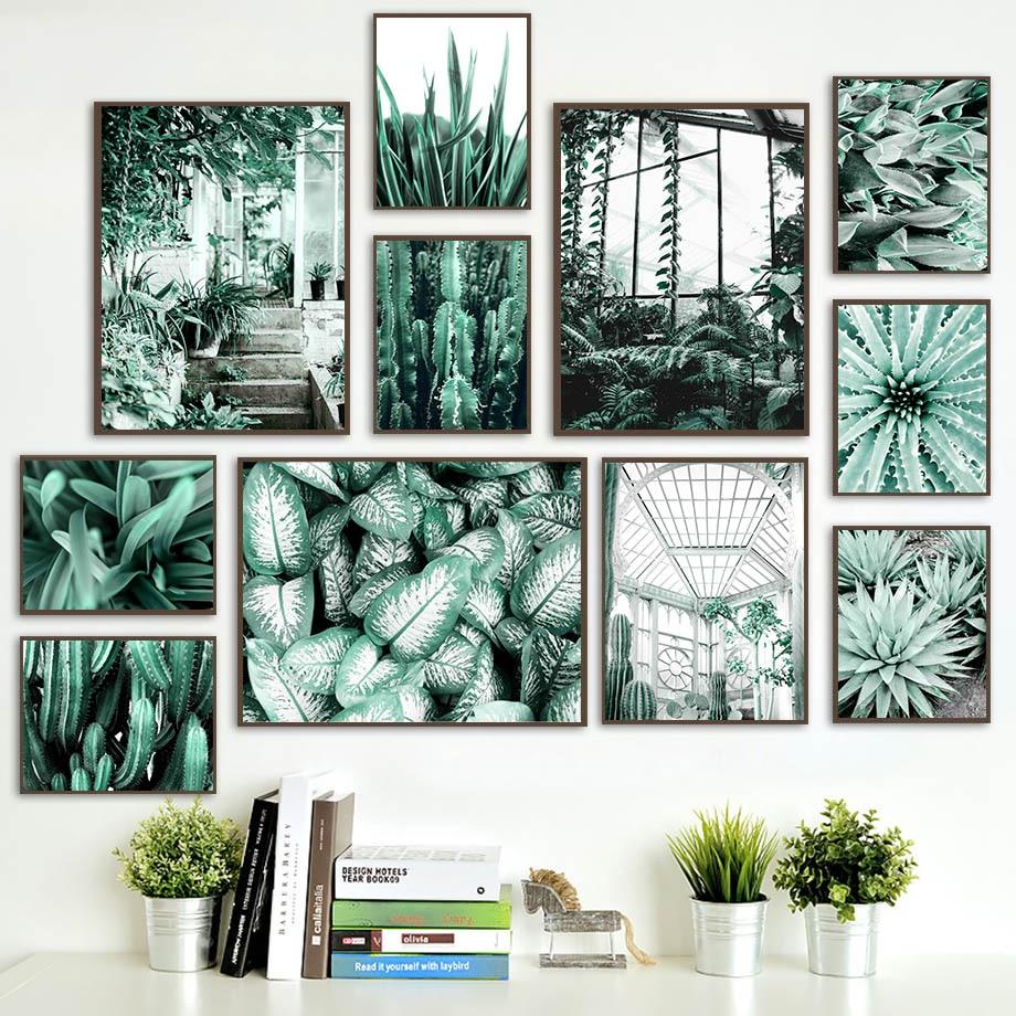 Cuadro sobre lienzo para pared, carteles nórdicos e impresiones de imágenes de...