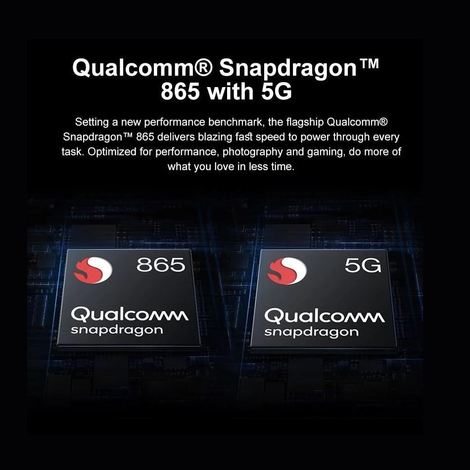 Фото5 - Новый Oneplus 8 T 8 T 5G глобальная прошивка смартфон 120 Гц жидкости активно-матричные осид, Дисплей Snapdragon 865 65 Вт Warp заряда One plus 8 T мобильный телефон