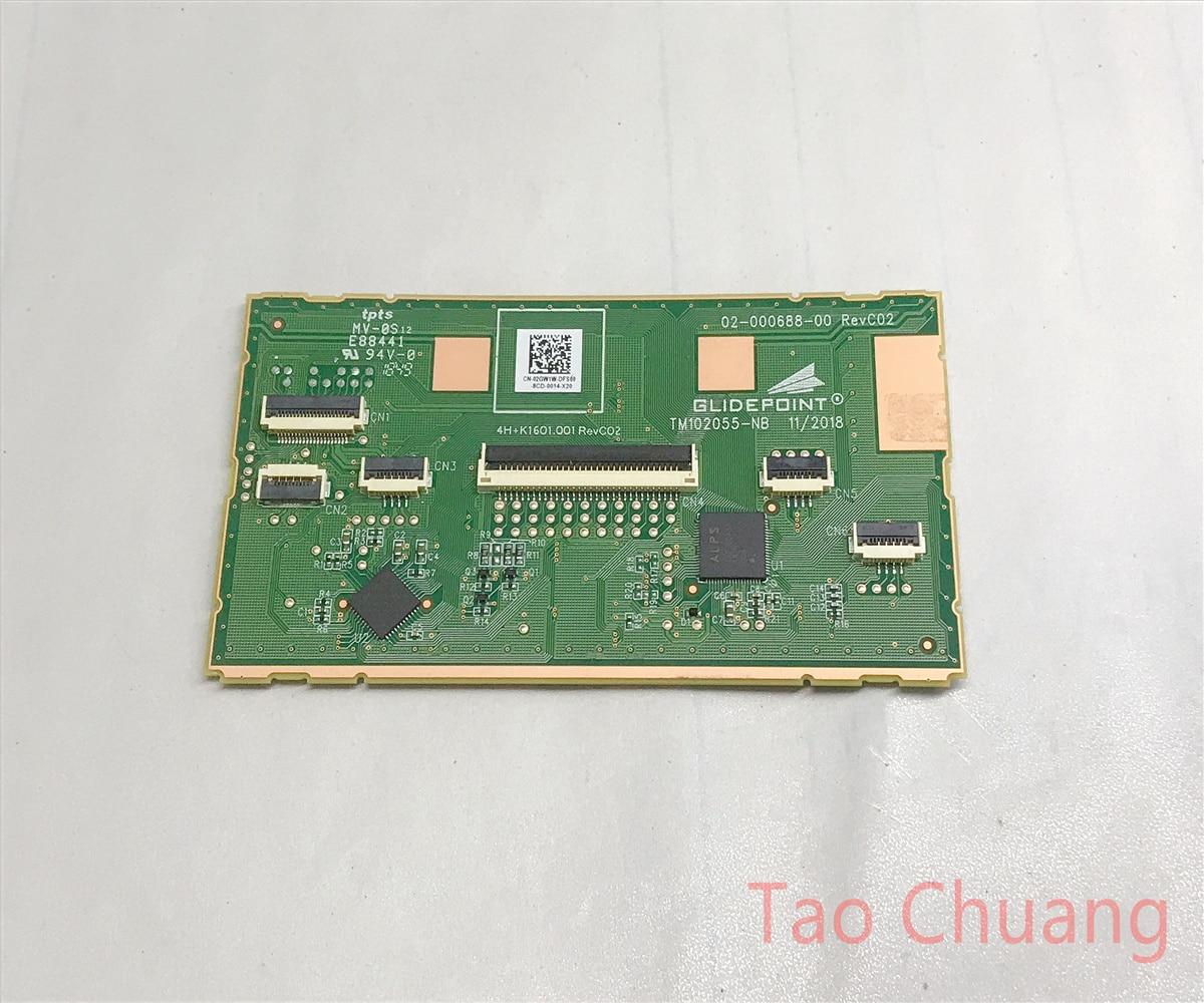 ل Dell Latitude 5400 5401 3540 5500 لوحة اللمس واجهة اتصال لوحة الدوائر لوحة اللمس كابل 02GW1W 03RH3V LS-G821P