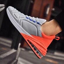 Gorąca sprzedaż kobiet trampki moda lekkie siatki płaskie buty dla par Unisex wiosna jesień kobiet Vulcanize buty kochanka Zapatillas