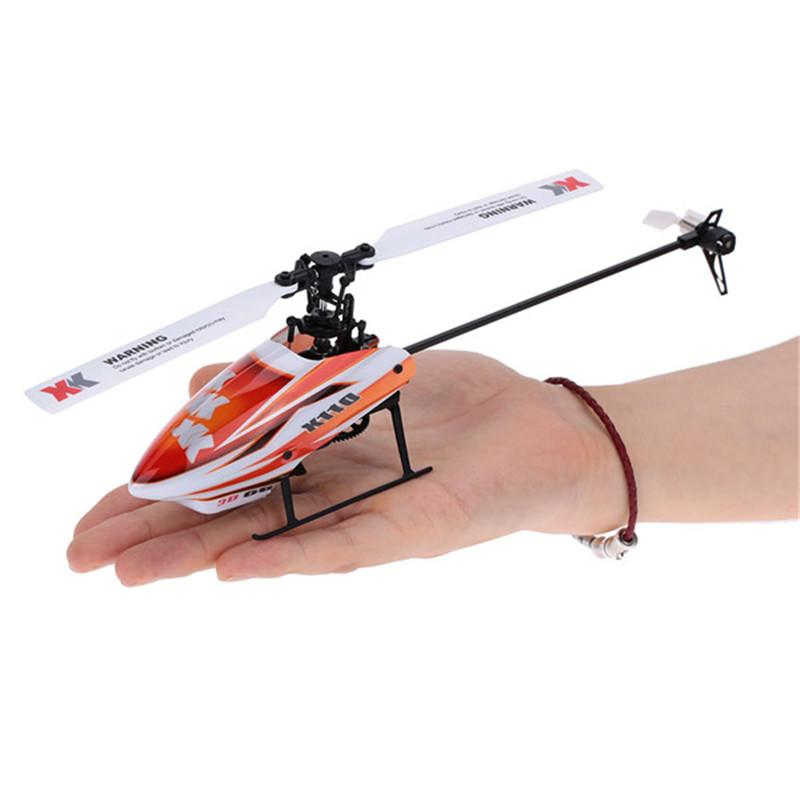 Original WLtoys XK K110 RC Mini Drone 2.4G 6CH 3D 6G System Brushless RC Quadcopter RTF / BNF Remote Control Toys For Kids Gifts enlarge