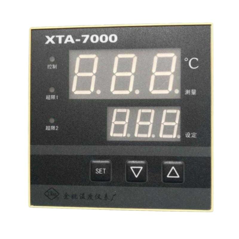 XTA-7412 يوياو أداة لقياس درجة الحرارة XTA-7202 المصنع Gongbao ذكي التحكم في درجة الحرارة متر XTA-7000 0-500 درجة