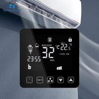 Alexa WiFi Thermostat 220V Tuya Smart Air Conditioner Controller WiFi Temperature Controller Digital Thermostat for Fan‑Coil
