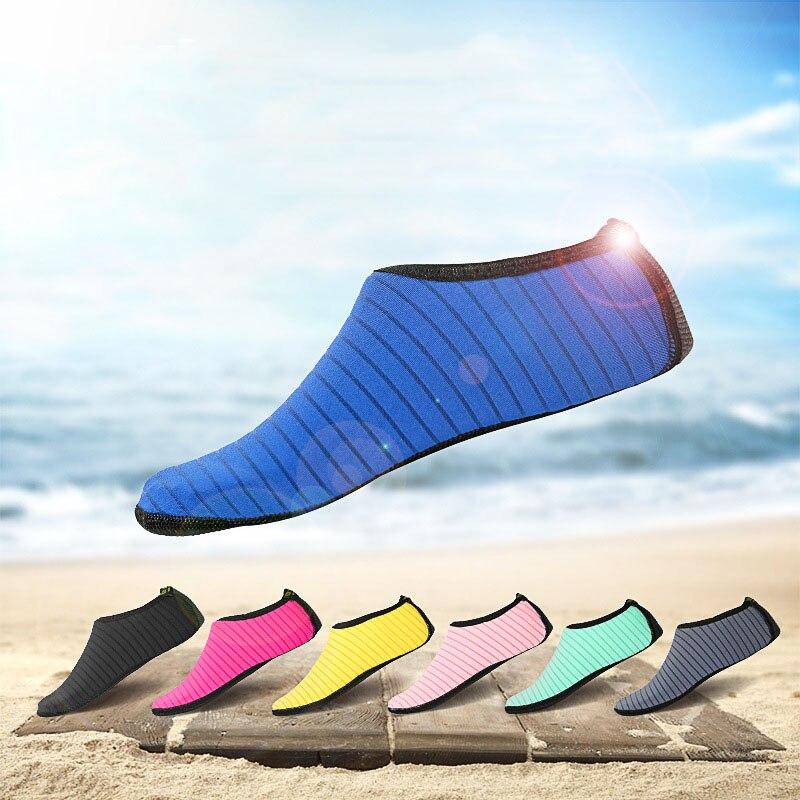 Zapatos de agua para hombre y mujer, deportivos, descalzos, secado rápido, transpirables para canotaje, Playa DO2