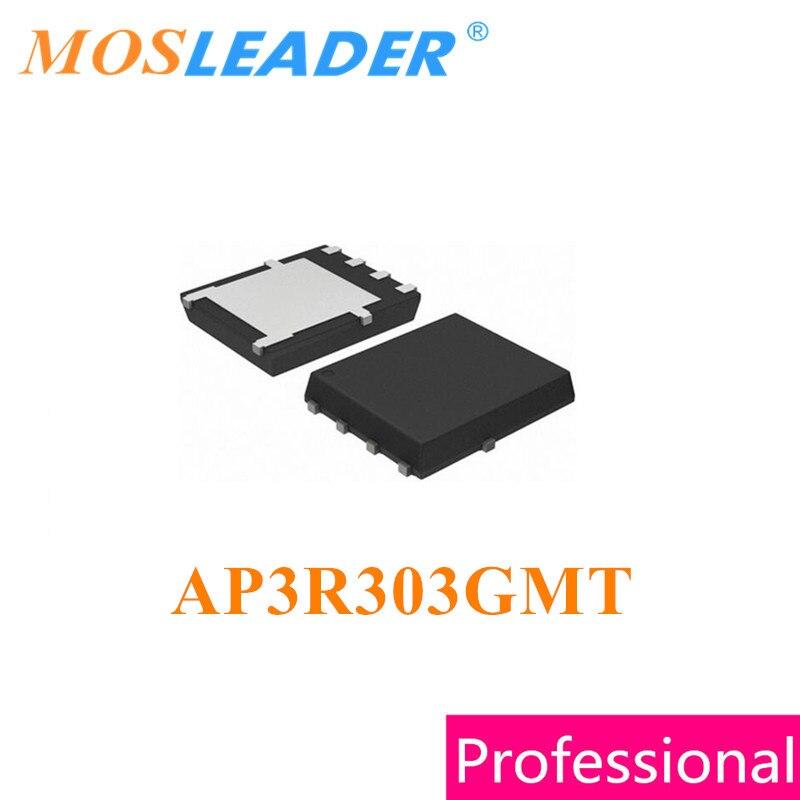 Mosleader AP3R303GMT DFN5X6 100 قطعة 1000 قطعة AP3R303G AP3R303 صنع في الصين عالية الجودة Mosfets