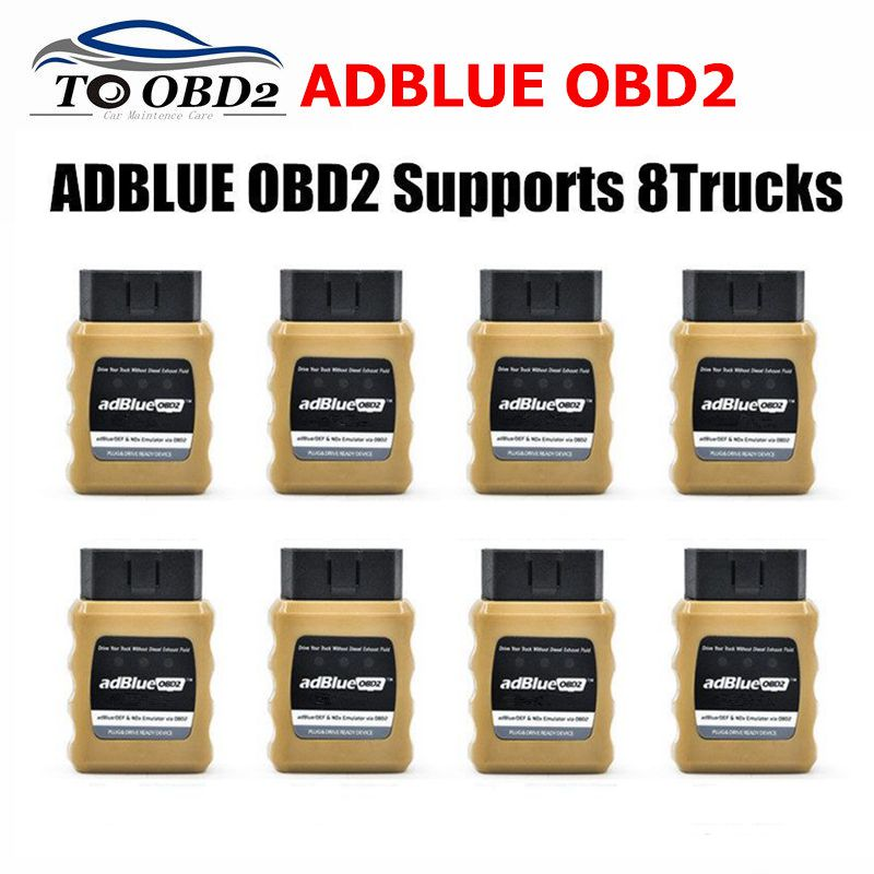 Adblue emulador nox emulation adblueobd2 plug & drive dispositivo pronto por caminhões obd2 adblue obd2 para volvo/para iveco/para scania ect