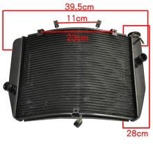 Радиатор мотоцикла для Kawasaki Ninja ZX 6R ZX6R ZX600 2009 2012 ZX636 2013 новый алюминиевый радиатор охлаждения