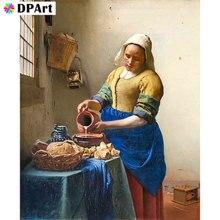 Diamant peinture 5D plein carré/rond perceuse femme Daimond strass broderie peinture point de croix mosaïque photo M337