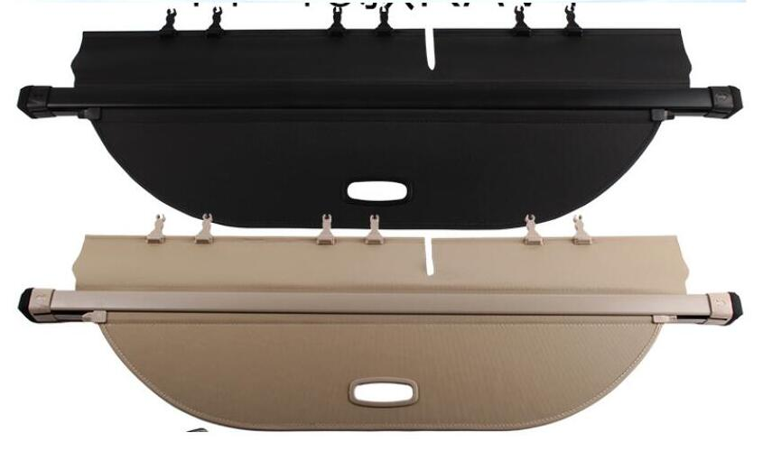 High Qualit Car Rear Trunk Cargo Cover Security Shield Screen shade Fits For Toyota RAV4 2006-2013 (black, beige) enlarge