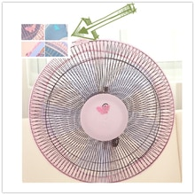 Home Use  Electric Fan Covers for Baby Kids Finger Protector Safety Mesh Nets Cover Fan Guard Home O