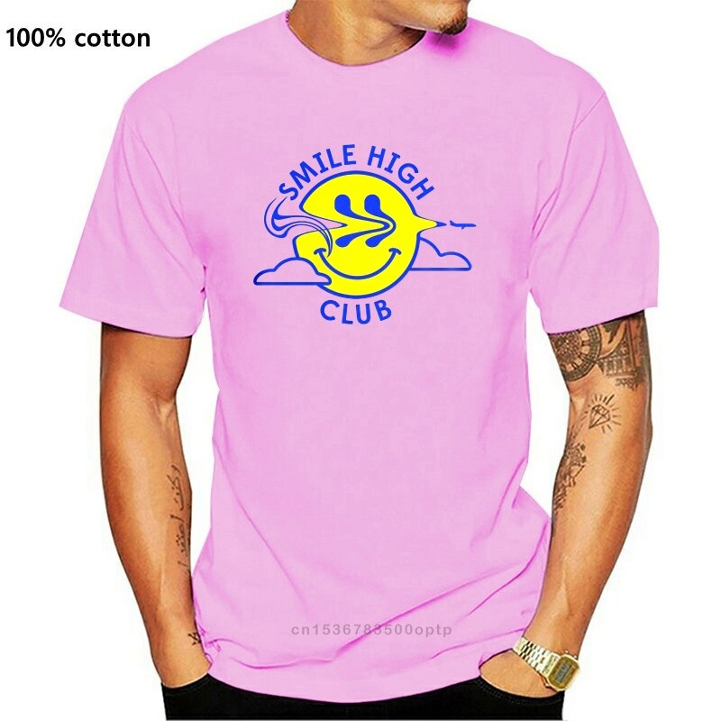 Sorriso alta club t camisa engraçado paródia trippy avião psychedelic wtf challenge2018
