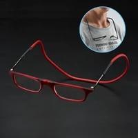 fashion reading glasses menwomen anti fatigue folding convenient ultra light hyperopia glasses for elderly