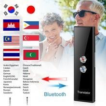 T8 PRO Wireless Smart Translator 68 Languages Two-Way Real Time Instant Voice Translator APP Bluetooth Multi-Language Mini Hot