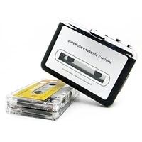 usb cassette capture radio player portable usb cassette tape to mp3 converter capture audio music player tape cassette recorder