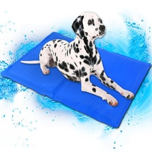 Mattress Mat Dog Cooling Mat Pet Ice Pad Teddy  Small Large Cat Cushion Summer Keep Cool Pet Gel Cooling Dog Mat For Dogs XL XXL