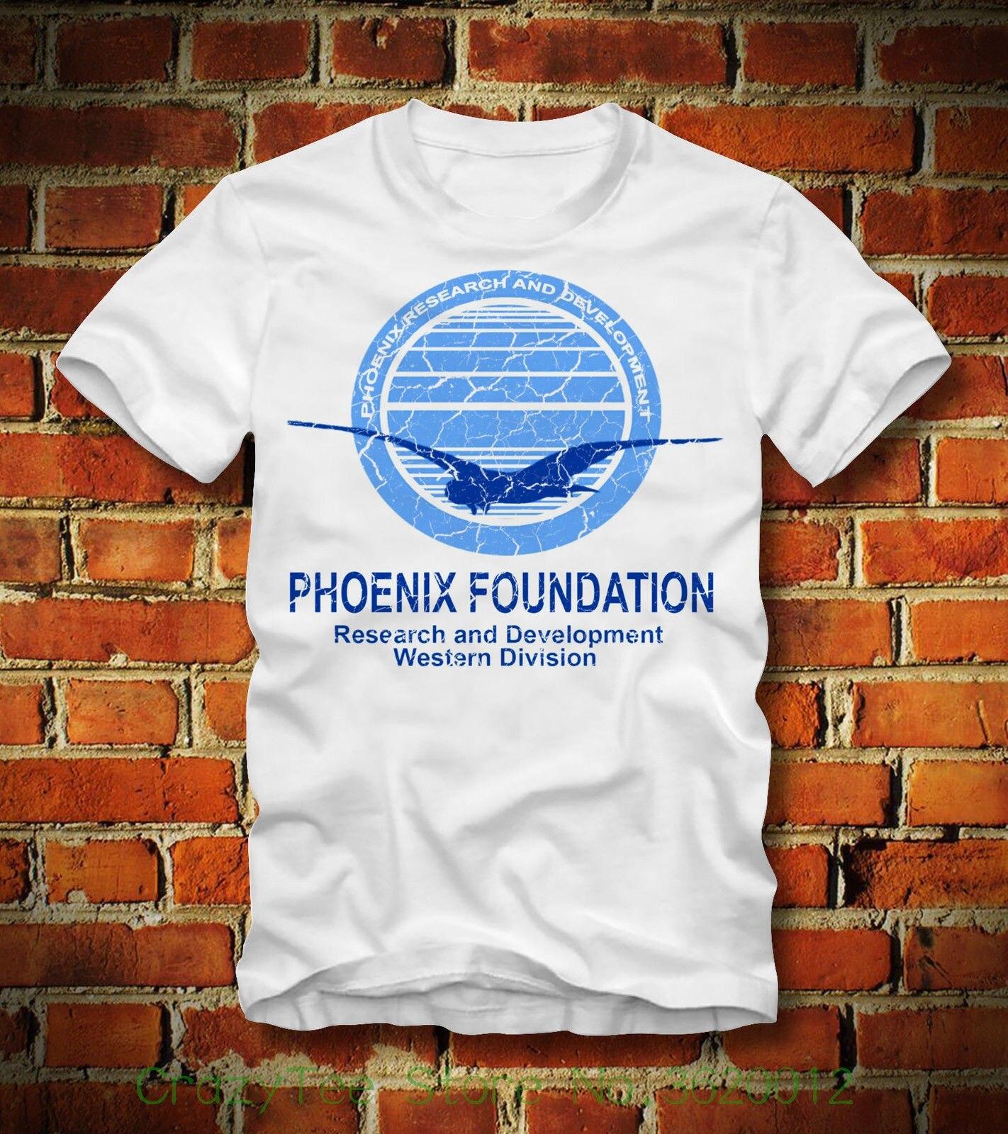 Женская футболка Boardrippaz, футболка Mc Gyver Mcgyver Phoenix Foundation, Классическая Ретро брендовая одежда 2018, Футболка Harajuku