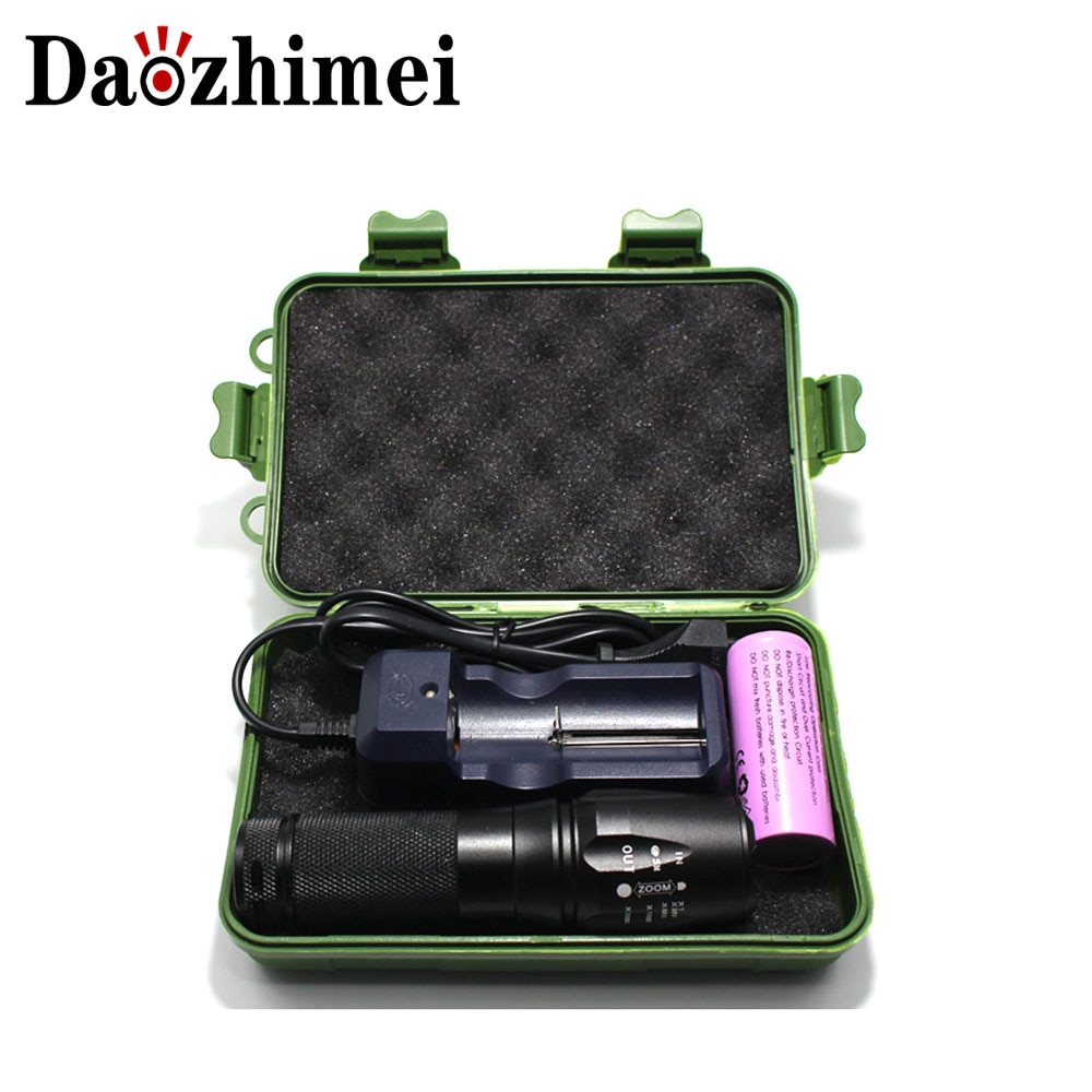 ir 850nm night vision zoomable ir infrared waterproof shake proof led flashlight with zoom telescope functions torch IR Zoomable zoom Led Flashlight Hunt IR 850NM Infrared Light Night Vision Torch Rechargeable Lampe Torch +26650 Battery charger