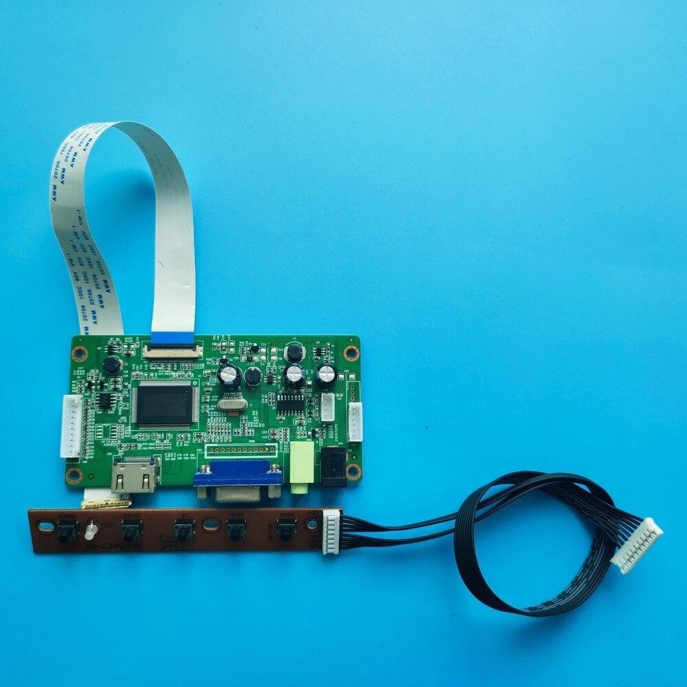 كيت ل LP133WD2-SPB1 شاشة سائق HDMI VGA EDP 30pin 1600x900 عرض LCD رصد لوحة LED تحكم مجلس 13.3