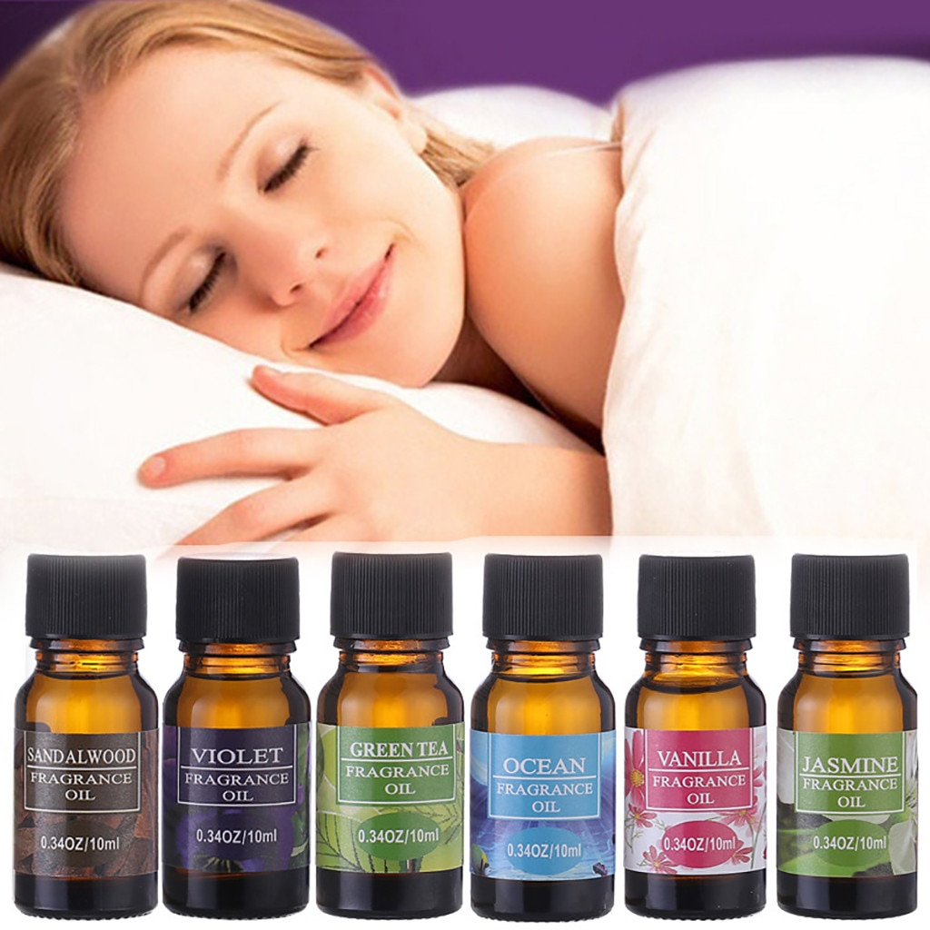 Essential Oil Aromatherapy 100% Pure Therapeutic Grade Water Soluble Aroma 10ML Aromatherapy Humidif