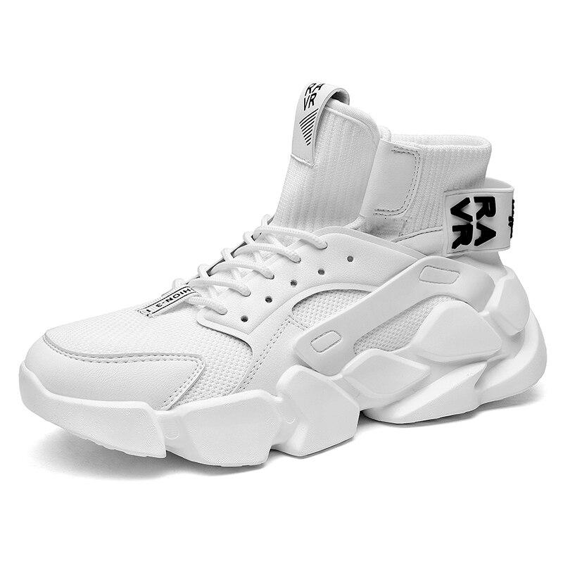 Дышащие кроссовки для бега, модные легкие мужские кроссовки, носимые уличные повседневные мужские спортивные кроссовки для бега