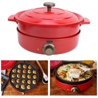 multifunction cooking pot electric fryingroasting pot cooker for frying grilling hot pot w host home kitchen cookware au 220v