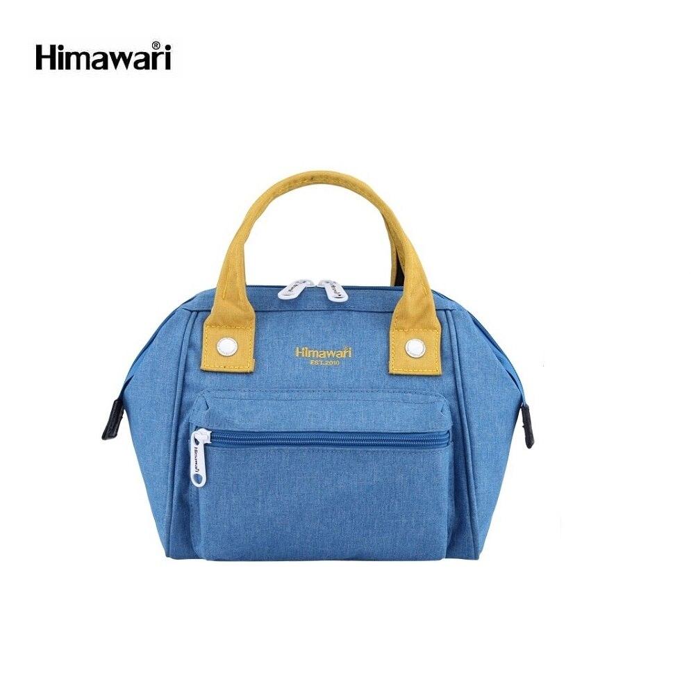 Himawari 패션 브랜드 여자 핸드백 여자 캐주얼 숄더 가방 방수 메신저 가방 Bolso Mochila 학교 가방 청소년을위한