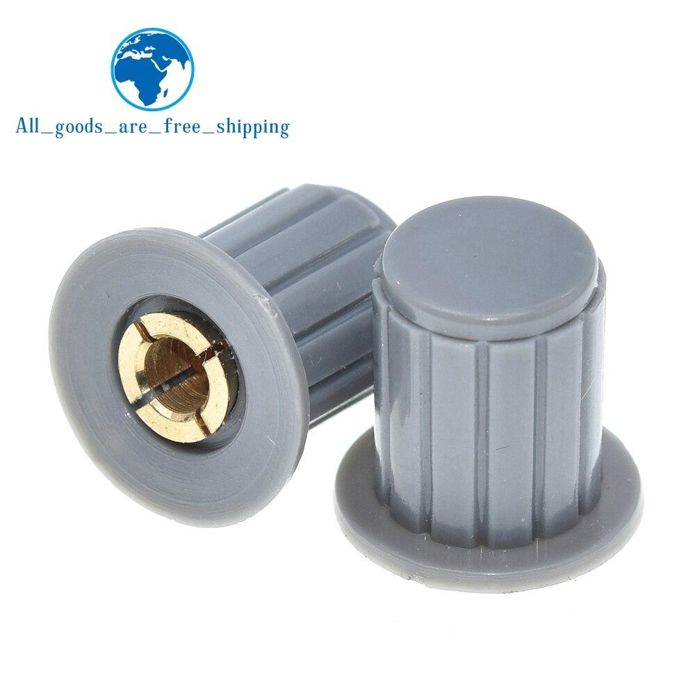 5 pces WXD3-13 botão preto tampa é adequado para alta qualidade WXD3-13-2W virar em torno do botão especial do potenciômetro