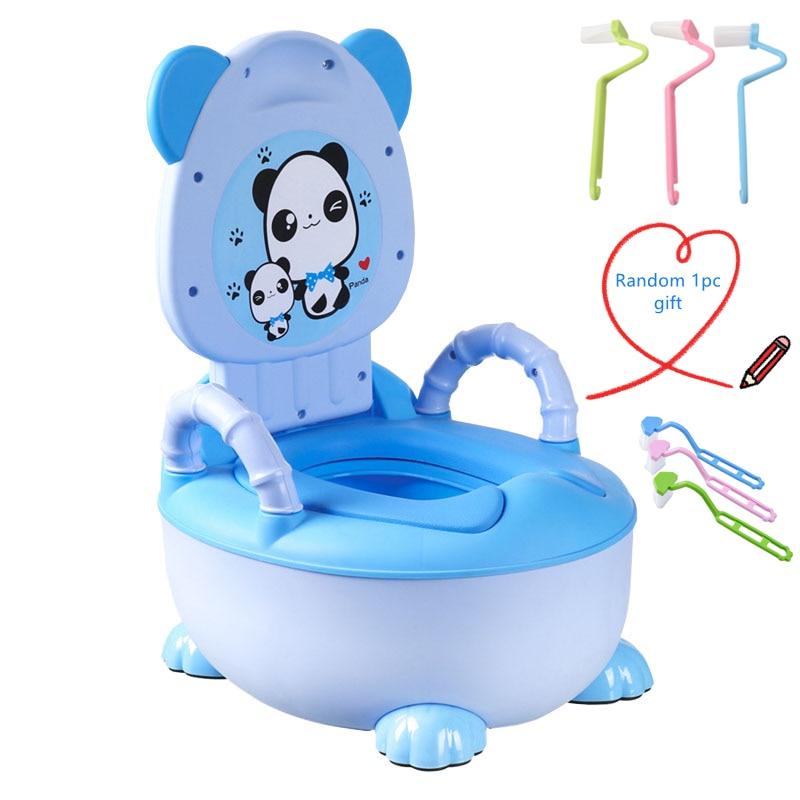 Portable WC Baby Toilet Car Potty Child Pot Training Girls Boy Potty Kids Chair Toilet Seat Children's Multifunction Potty Chair