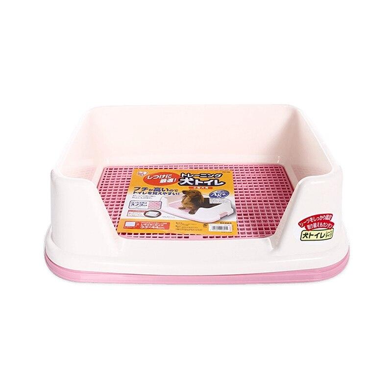 Filhote de Cachorro Suprimentos de Limpeza Treinamento Interior Toalete Bandeja Pet Potty Lavável Pee Pads Limpo Produtos Kk60cs Cão