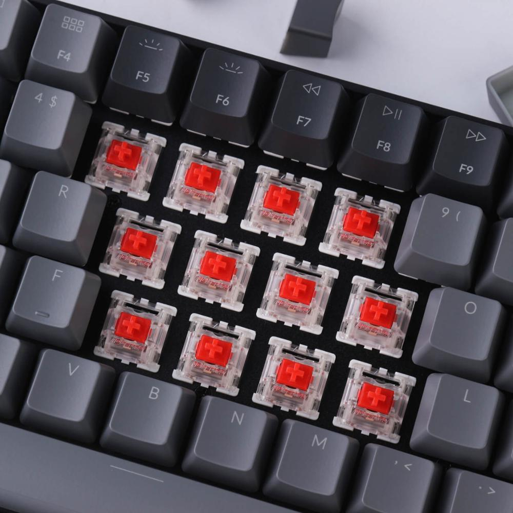 Keychron K4 J V2 Bluetooth Wireless Mechanical Keyboard RGB Backlight Hot-Swap Switch Aluminum Frame Wired USB Gaming Keyboard