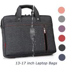 13 14 15 15.6 17 pouces sac dordinateur portable ordinateur portable porte-documents pochette étui pour MacBook Air Pro Samsung Lenovo Dell Sony sac