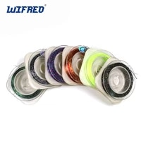 50mspool rod building wrapping thread line metallic bright flash line for rod repairing guide fixing threads device