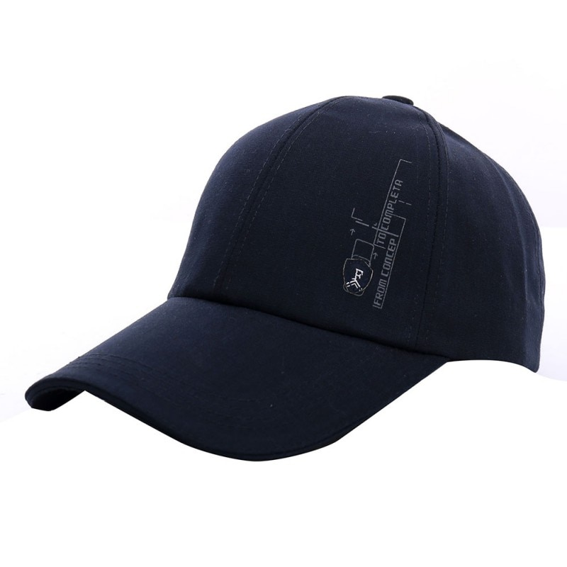 6 colores ajustable al aire libre gorra para el sol deportiva al aire libre hombres béisbol Golf hip-hop Bowler gorra de algodón