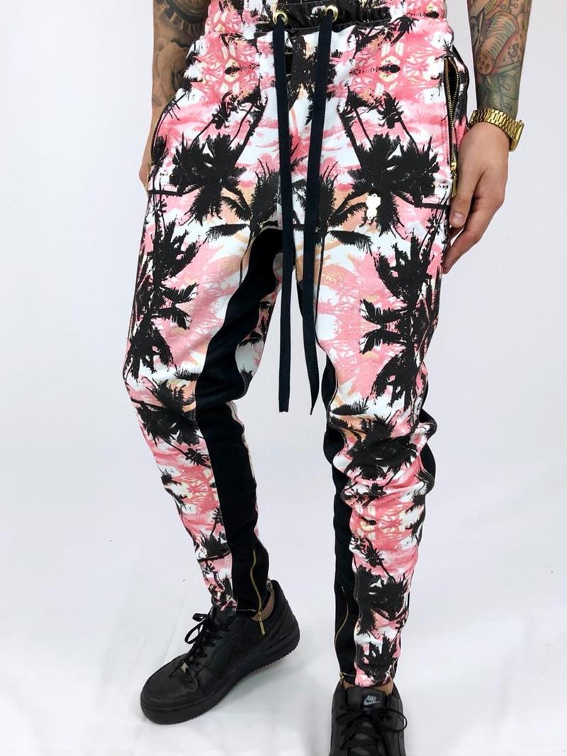 Мужские джоггеры, спортивные штаны в клетку, спортивная одежда, обтягивающие штаны для бега, брюки в клетку, 2021