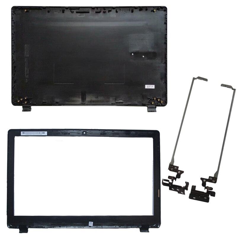 Neue FÜR Acer Aspire ES1-512 ES1-531 N15W4 MS2394 Laptop LCD top abdeckung fall/LCD Lünette Abdeckung/LCD scharniere links + Rechts