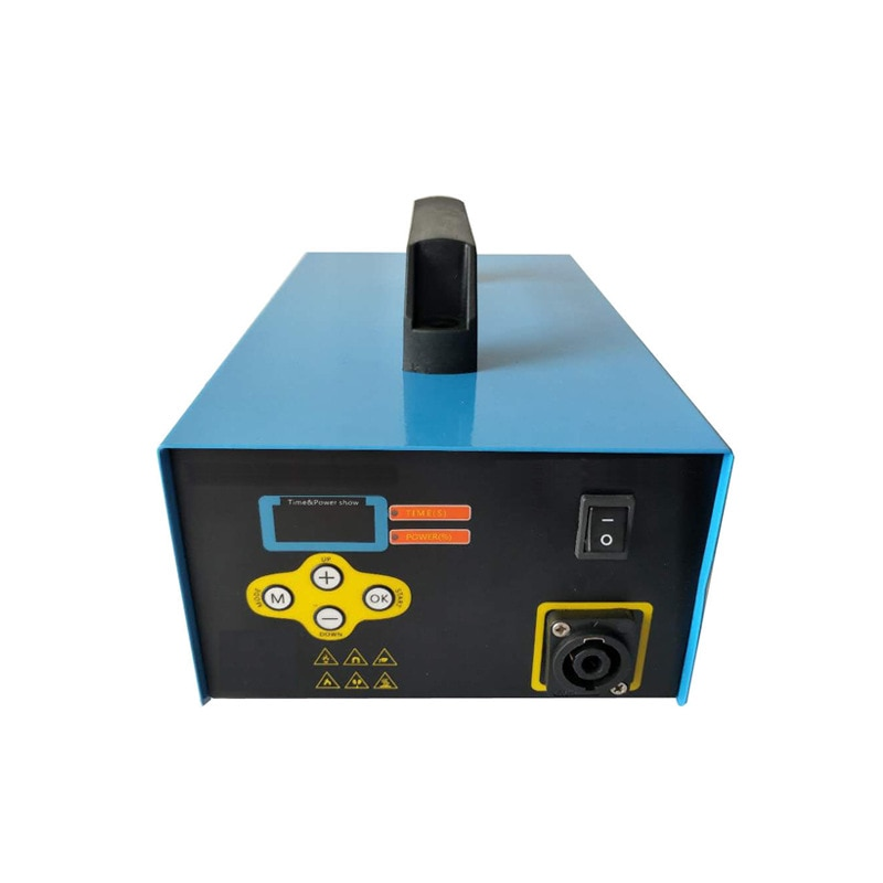 Damage-free paint electromagnetic induction sheet metal surface depression second repair instrument hail pits car dent repair enlarge