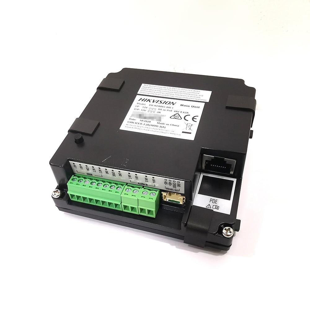 Original Hikvision 2MP HD DS-KD8003-IME1 POE Video Intercom Module Door Station Doorbell Door Phone enlarge