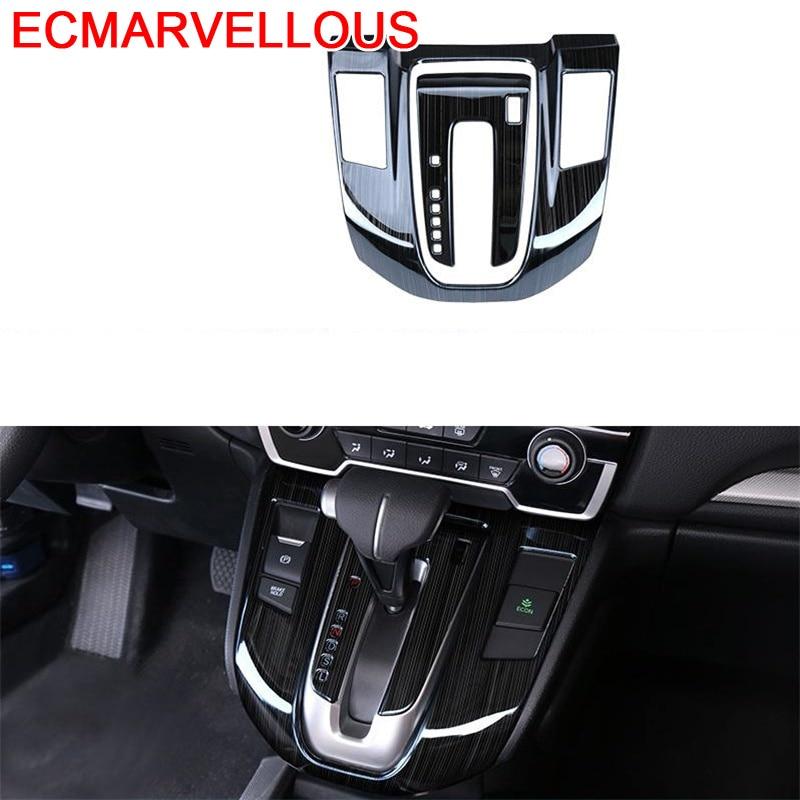 Tuning Decoration Sticker Auto Car Accessories Interior Gear Panel 2012 2013 2014 2015 2016 2017 2018 2019 2020 FOR Honda CRV