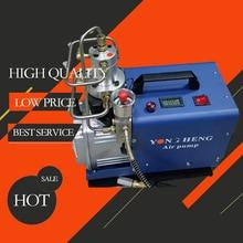 Pompe à Air haute pression 300BAR 30MPA 4500PSI   Compresseur dair électrique pour fusil de plongée à Air pneumatique, gonfleur à PCP