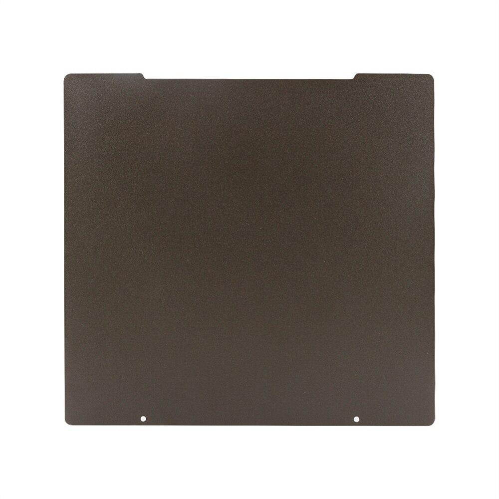 منصة سرير ساخنة FBP طلاء على الوجهين مسحوق الربيع لوح فولاذي بناء لوحة الطباعة للطابعة Prussa i3 MK3 MK2.5 ثلاثية الأبعاد