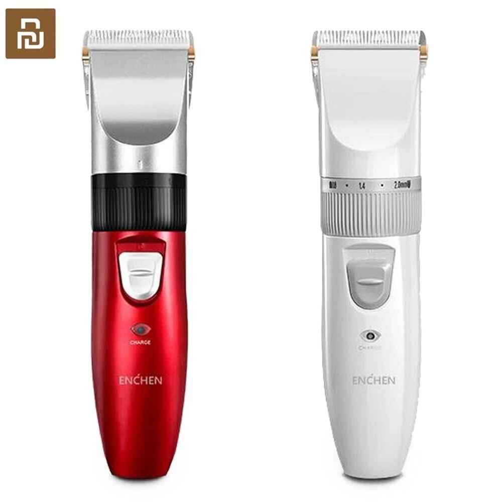 New xiaomi ENCHEN EC-712 Electric Hair Clipper Hair Trimmer Hair Cutting USB Charging Beard Cutter Machine For Adult Children