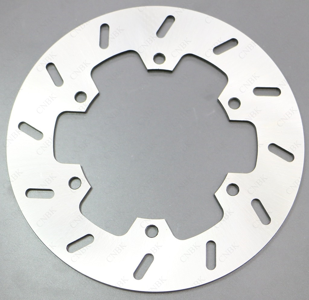 Trasero Rotor de freno de disco para YAMAHA Wr 250 Wr250 1992-1997, 1993, 1994, 1995, 1996 92 97 93 94 95 96