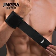 JINGBA SUPPORTO Regolabile pesistica wristband Supporto Per Il Fitness Fasciatura Supporto per polso equipaggiamento Protettivo fascia di polso Tennis Brace