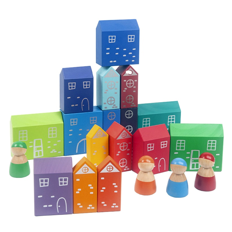 montessori-wooden-toys-rainbow-city-small-people-big-particles-assembled-building-blocks-toy-house-blocks-kids-educational-game