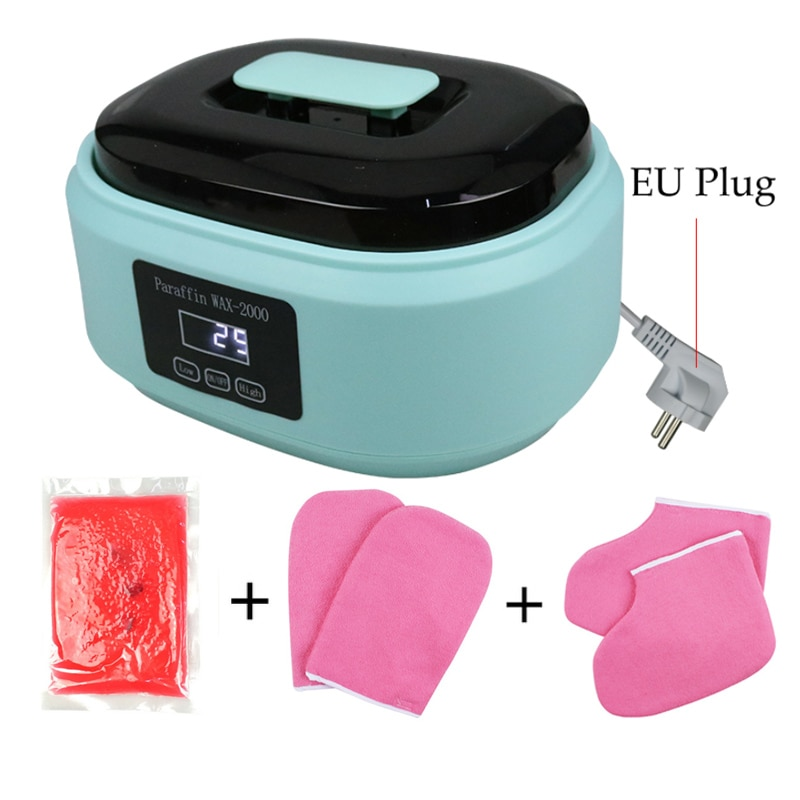 Paraffin Wax Heater For Hand Foot Therapy Bath Wax Warmer Used For Beauty Salon Spa Equipment Heater