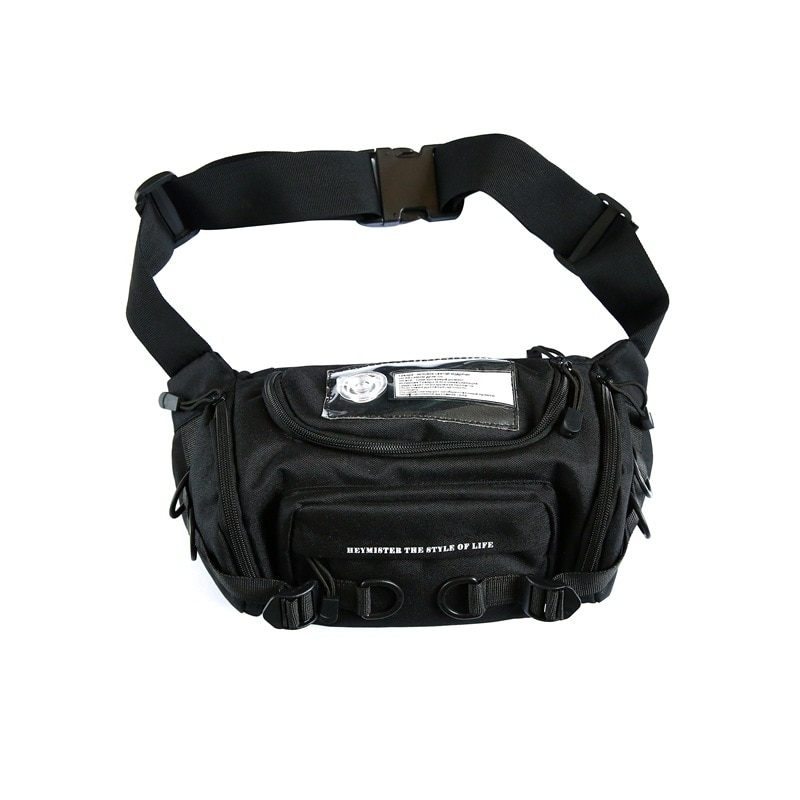 Multi-Function Waist Bags for Men Casual Packs Unisex Belt Bag Fanny Pack Travel Storage Chest Waterproof