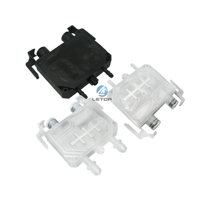 Buena calidad, repuestos de impresora, amortiguador de tinta Xaar 1201 uv eco solvente para Xaar 1201, cabezal de impresión