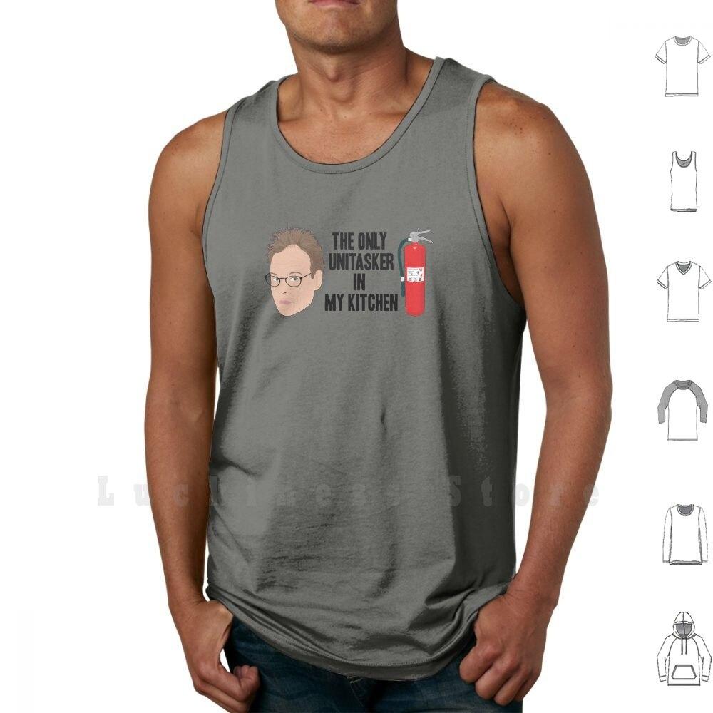 Alton-Camiseta sin mangas de