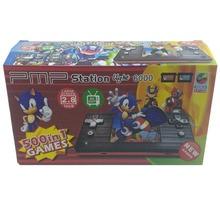 Nieuwe Pmp 6000 Handheld Game Console Tft-kleurenscherm 500 Ingebouwde Game Draagbare 2.8 Inch Kinderen Retro Game console Game Console
